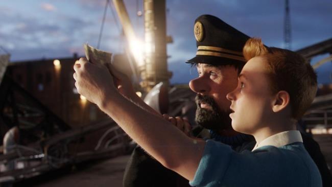 Tintin potrebbe prepararsi a una nuova avventura nel 2016