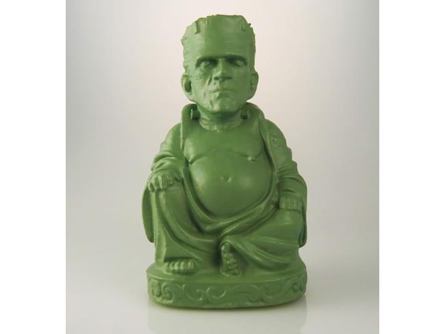 Frankenstein in versione Buddha