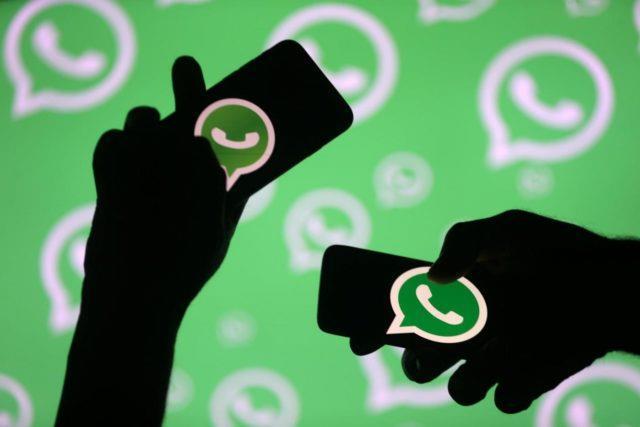 Un'immagine promozionale di Whatsapp