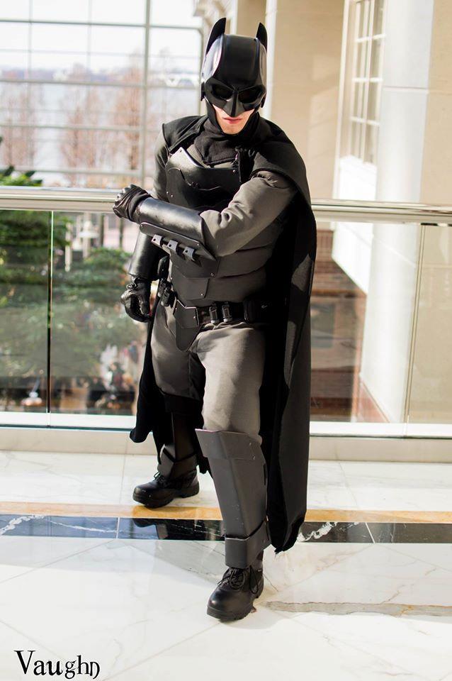 L'armatura Batsuit che protegge davvero nel mondo reale