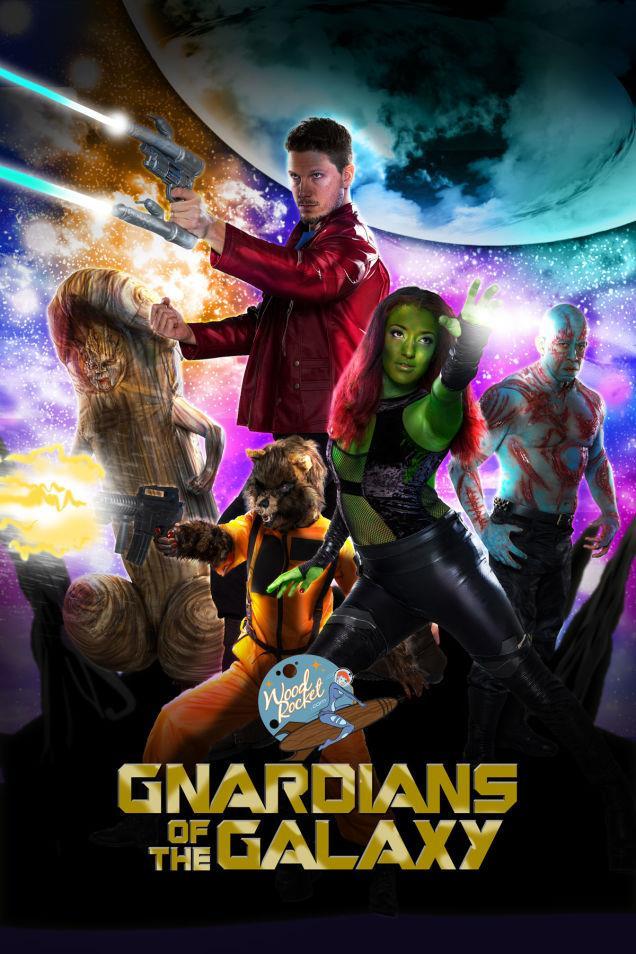 Gnardians of the Galaxy: la parodia porno dei Guardiani della Galassia