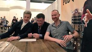 Figuraccia storica per il protagonista, lo showrunner e lo sceneggiatore di Doctor Who.