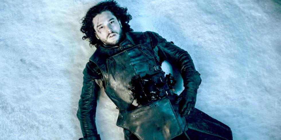 Jon Snow privo di vita