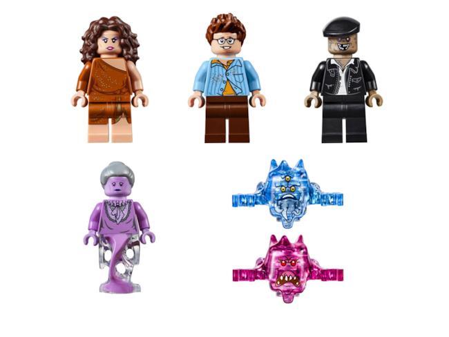La Caserma LEGO dei Ghostbusters