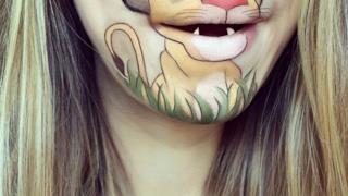 Simba Make Up