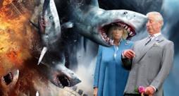Il Principe Carlo contro Sharknado