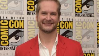 Bryan Fuller, sceneggiatore della serie TV Star Trek