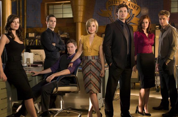 Gli attori di Smallville