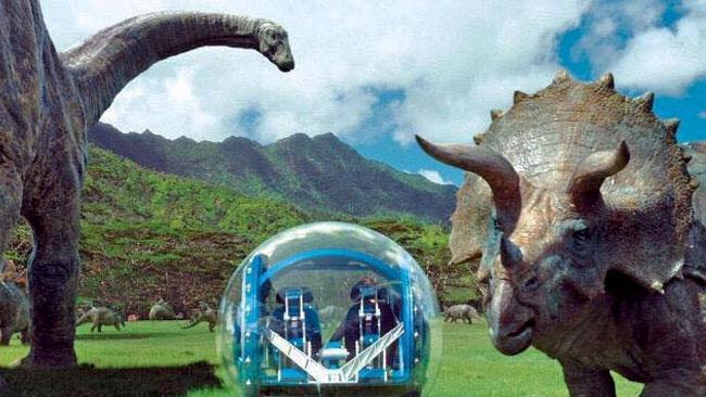 L'Indominus Rex continua a dominare gli spot di Jurassic World