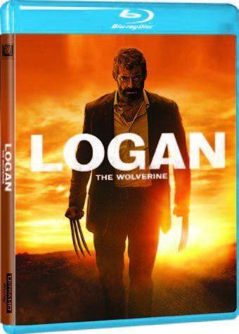 La confezione del Blu-ray di Logan – The Wolverine - Regali sotto i 10 euro