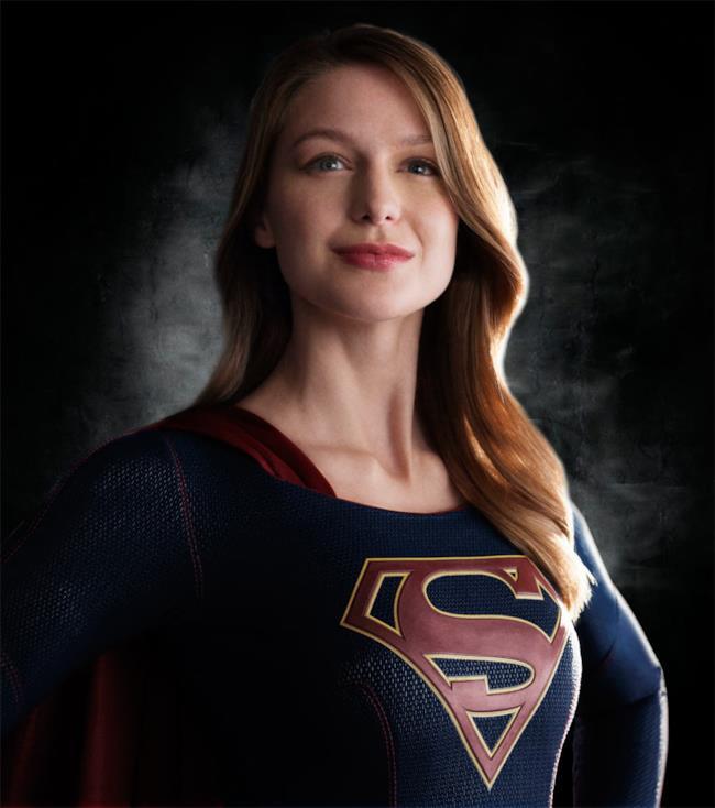 Malissa Benoist sarà Supergirl nella serie TV di NBC
