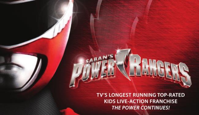 Il film dei Power Rangers arriva nel 2017: svelato il cattivone e la scena iniziale