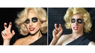 Versione low cost di Lady Gaga