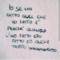 Scritta d'amore sgrammaticata sul muro