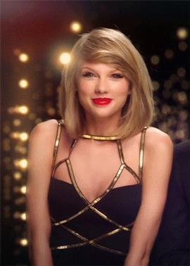 Taylor Swift fa i pollici alzati - GIF di reazione ai commenti, le più divertenti da usare su Whatsapp e Facebook