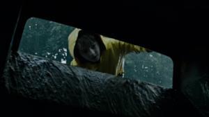 Georgie nella famosa scena