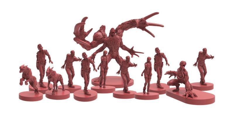 Le miniature dei super cattivoni