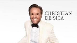 Il sorriso di Christian sulla copertina dell'album
