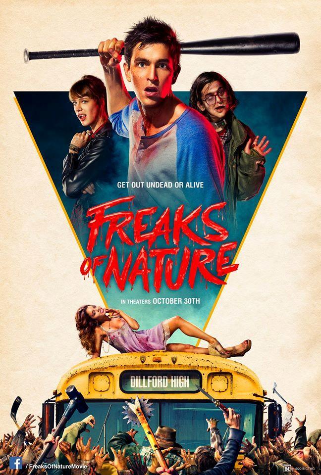 Freaks of Nature: zombie, umani e vampiri contro l'invasione aliena