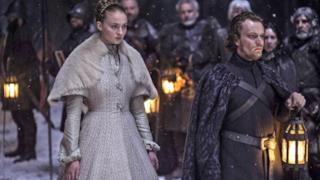 Il matrimonio di Sansa con Ramsay Bolton
