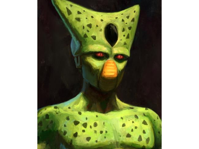 Cell in versione pulp