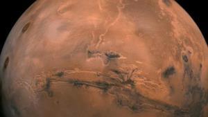 L'immagine di Marte ricostruita grazie alle immagini catturate da Mars One