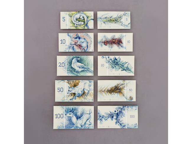 Set euro unghesesi