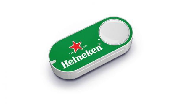 Ecco la prima immagine di Amazon Dash, pulsante per ordinare birra