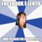 """facebook è lento """"omg fb oggi fai skifo!!!1111"""""""