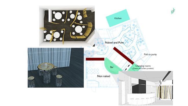 The Bunyadi, ristorante a Londra per clienti nudi