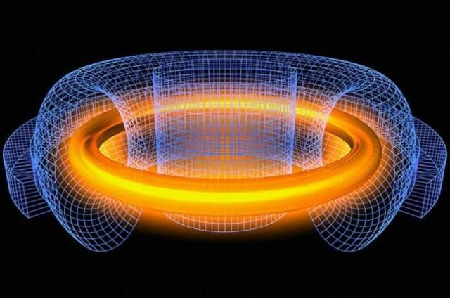 Superconduttore magnetico per fusione nucleare