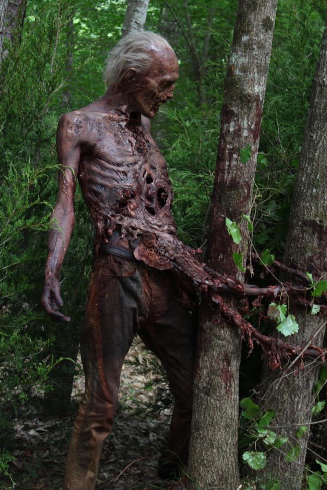 Il nuovo aspetto degli zombie nella stagione 6 di The Walking Dead