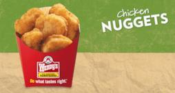 I nuggets di Wendy's