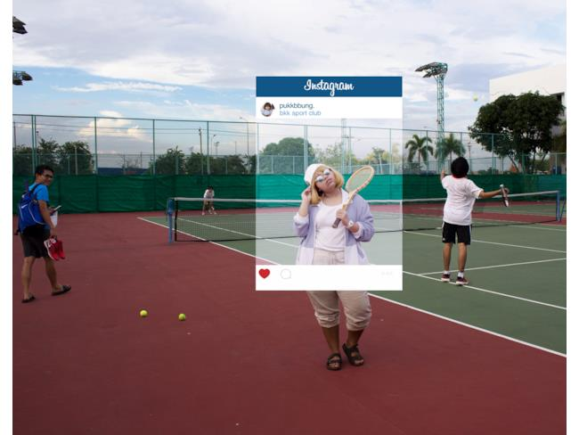 Strane presenze al Tennis Club