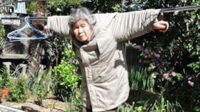 Quando una signora giapponese scopre la fotografia