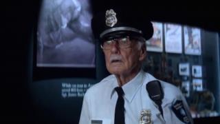 Stan Lee durante un cameo in un un film Marvel