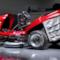 Mean Mower Mk 2 con una scocca rossa scintillante