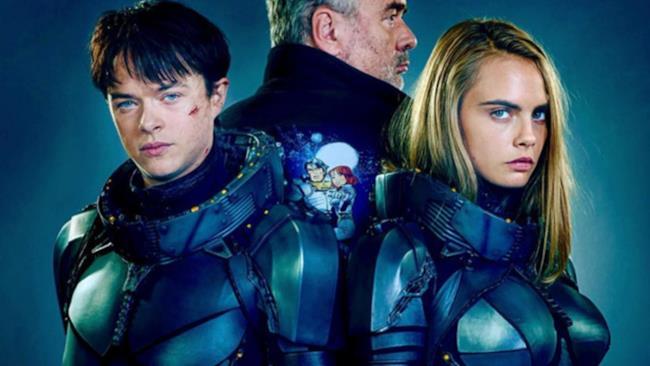 I protagonisti in una locandina del film