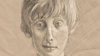 Sketch a matita di Ron Weasley
