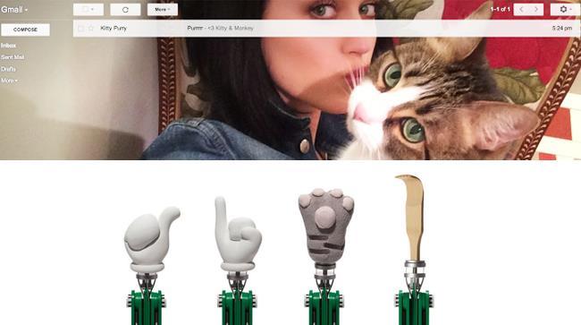 Shelfie e Magic Hand sono gli strumenti lanciati come scherzo da Google