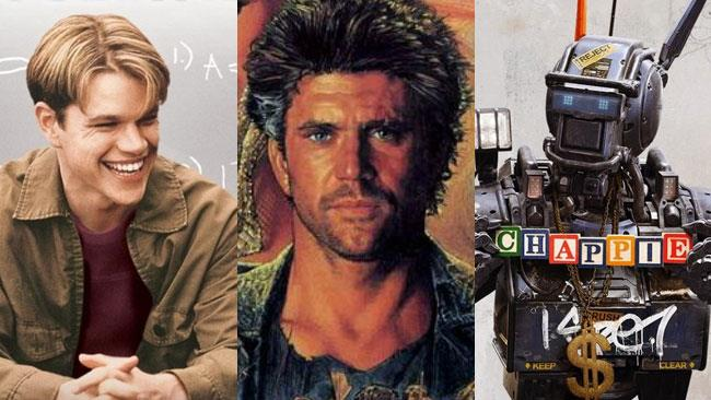 Will Hunting, Mad Max e Humandroid sono in TV