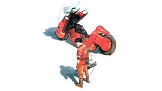 Un'immagine tratta dal manga