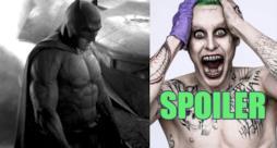 Batman sarà in Suicide Squad, e non sarà contento del Joker