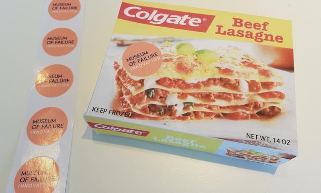 Le lasagne colgate