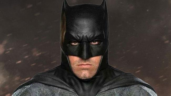 Ben Affleck in uniforme da Batman per Batman v Superman: Dawn of Justice