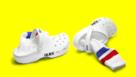 Le Crocs coi calzini incorporati