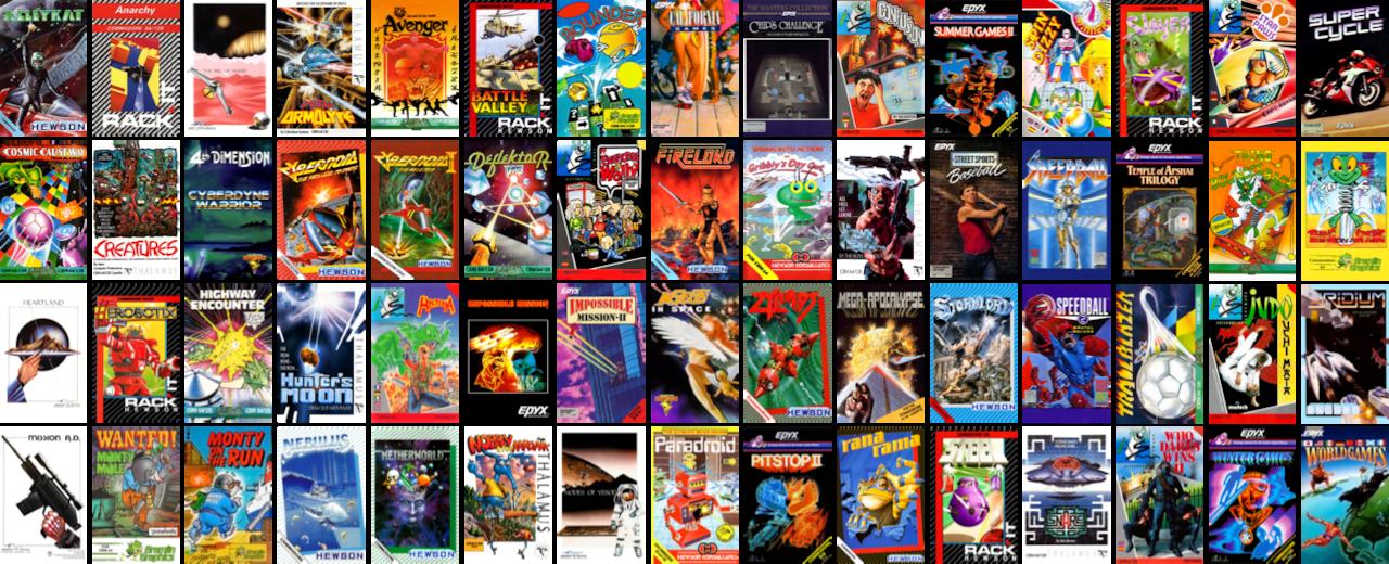 Vi saranno ben 64 giochi pre-installati.