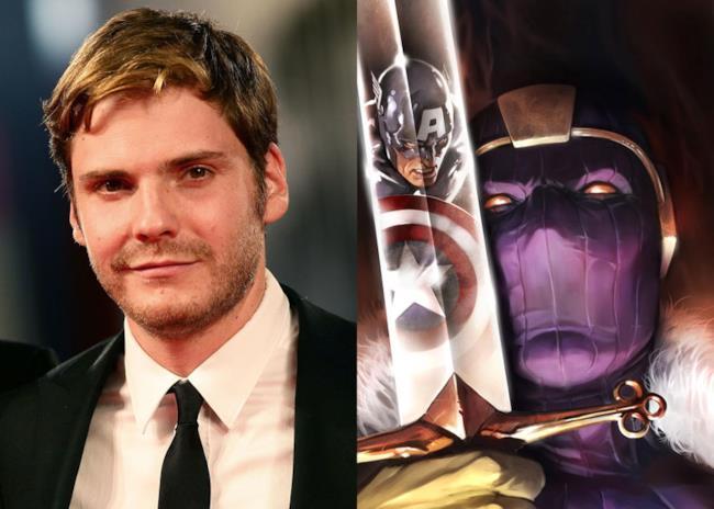 Daniel Brühl apparirà in Capitan America: Civil War nel ruolo del Barone Zemo