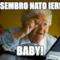 TI SEMBRO NATO IERI ? BABY!