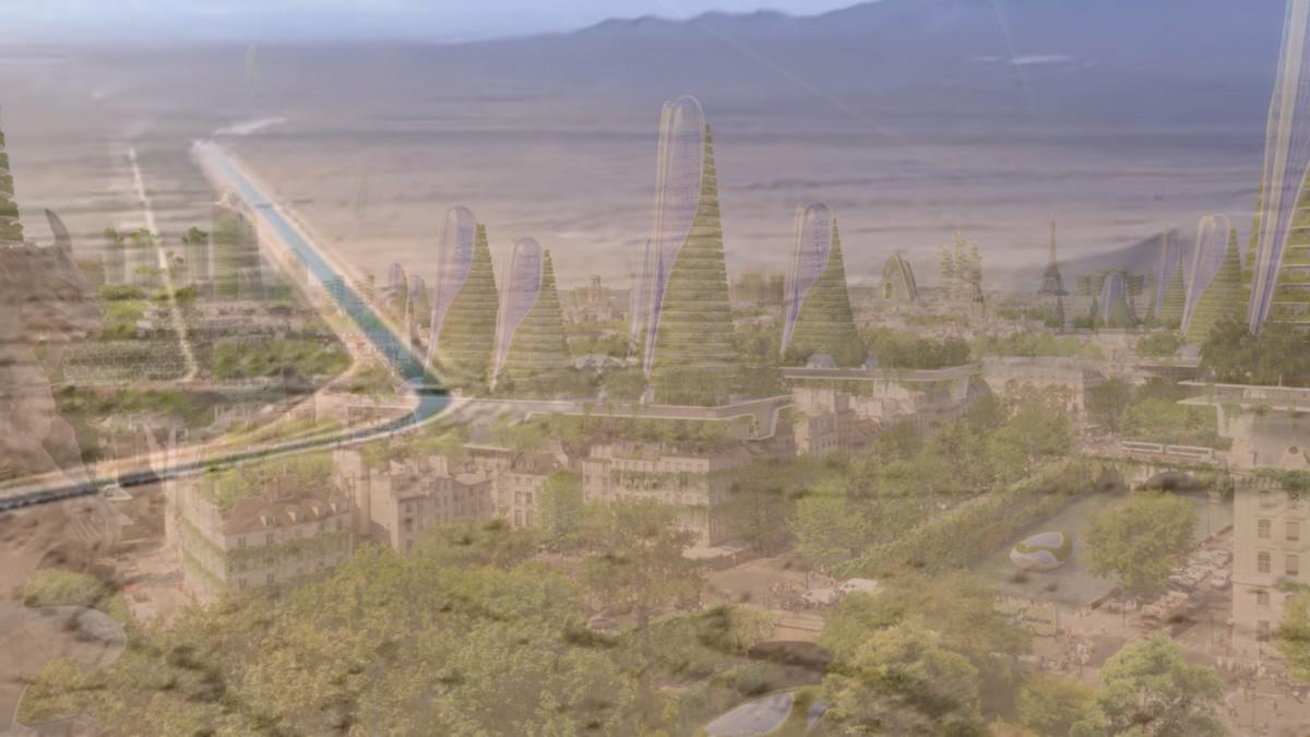 L'ipotetica città intelligente in Arizona